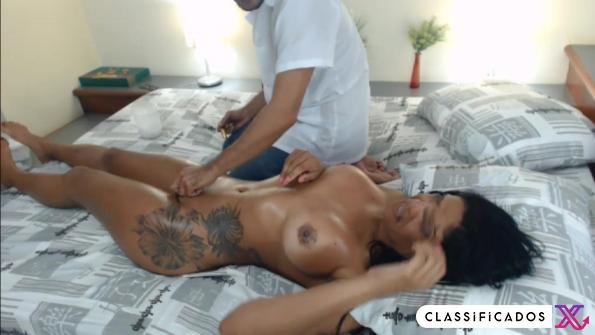 Sexo e massagens com Massagista para mulheres