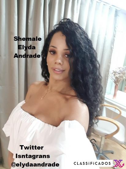 Travesti Elyda ~ Activa ~ Passiva ~ Oral ~ Beijos