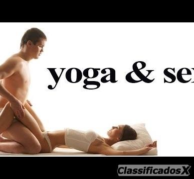 personal trainer, dou massagens e aulas de yoga,