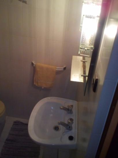 Quartos modernos com WC privativo