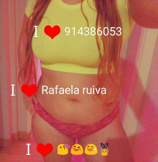 Rafaela Ruivinha - SÓ CAVALHEIROS